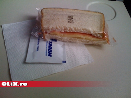 sandwish in avion
