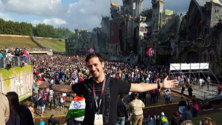 olix tomorrowland 2015