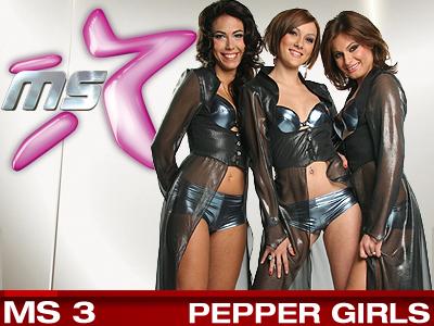 Pepper Girls Megastar